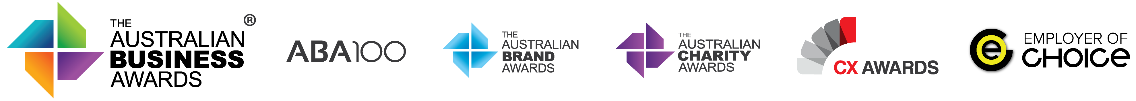 ABA100 Australian Business Awards® Logo